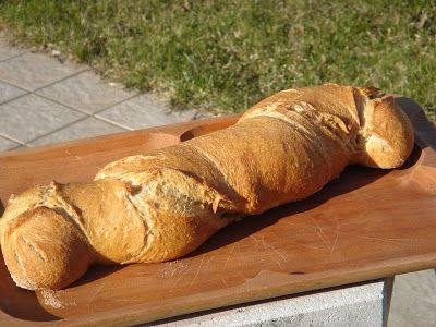 Nem vagyok mesterszakács: Félbarna pain paillasse: rozsos-tönkölyös svájci g...