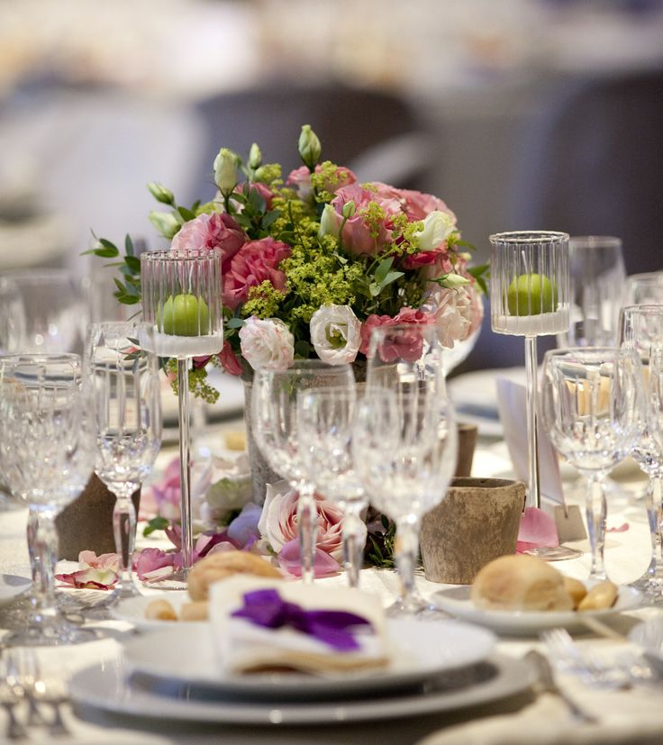www.italianfelicity.com #weddingdetails #centerpiece