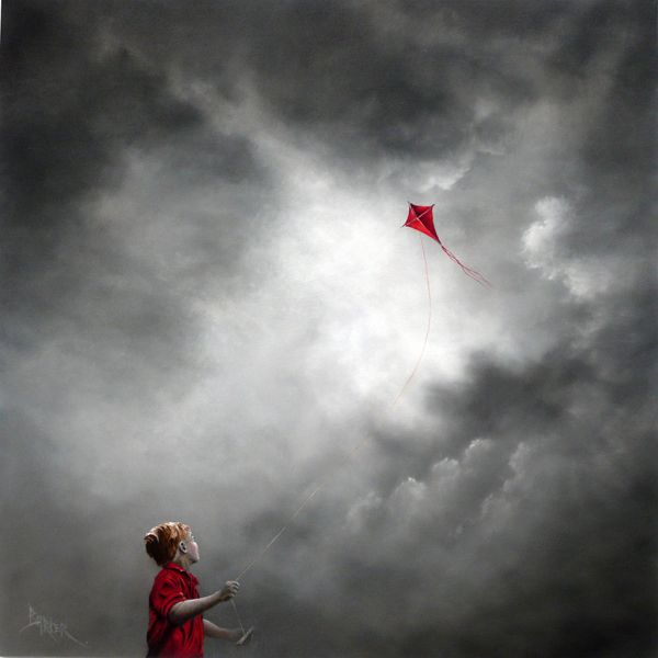 Bob Barker Art : High and Dry