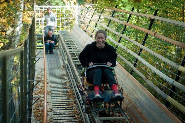 Il Luna Park che funziona a risparmio energetico
