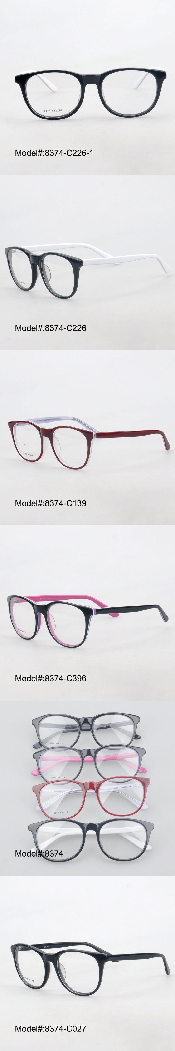 MY DOLI big sale 8374 high quality full rim acetate optical for unisex myopia prescription optical frame eyeglasses spectacles