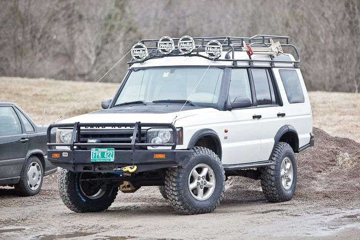 White land rover discovery SERIES 1 - Google Search