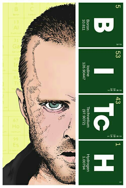 #BreakingBad #Series #Pickman #Bitch :3