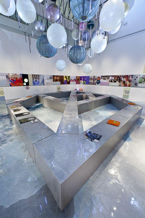 Gobbetto_Fuori Salone 2011@Triennale Milano RESINSIDE Resin flooring