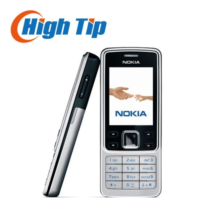 32.76$  Buy here - Russian keyboard support Nokia unlocked original 6300 Refurbished cell mobile phone 1 year warranty Singapore free shipping   #magazineonlinewebsite