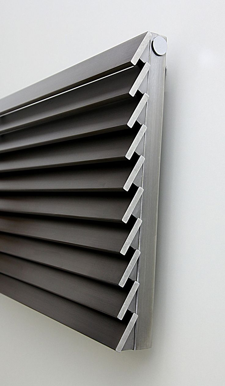The Aeon Panacea is manufactured from stainless steel which is suitable for any heating system. Alluring, understated elegance, this low-slung lourve-style radiator sits unobtrusively against the wall, producing plenty of heat without feeling the need to shout about it. Available in brushed or polished stainless steel finishes, with the option of standard central heating, electric only and dual fuel making it suitable for any room. Complete with a 20 year guarantee. Prices start at £478.14!