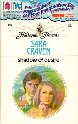 Shadow Of Desire by Sara Craven Harlequin Presents 0373103980