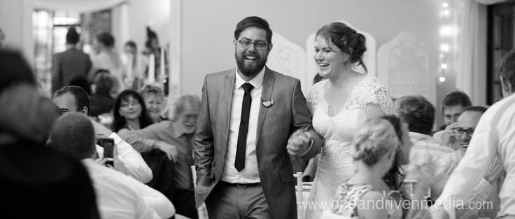 Janine & Tom's wedding #EcoBride #vintage lace