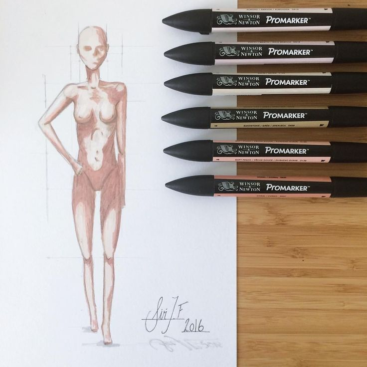 #Promarkers #body #inspiration #drawign #painting #female #art #shadows #sketch