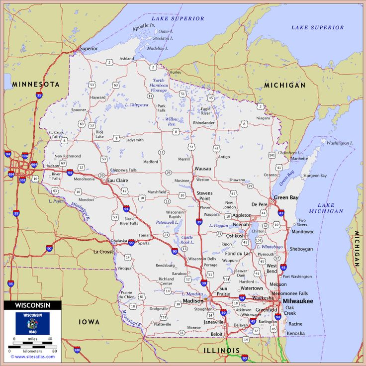 Best VISITOR INFO For The Wisconsin Great River Road Images On - Wi road map