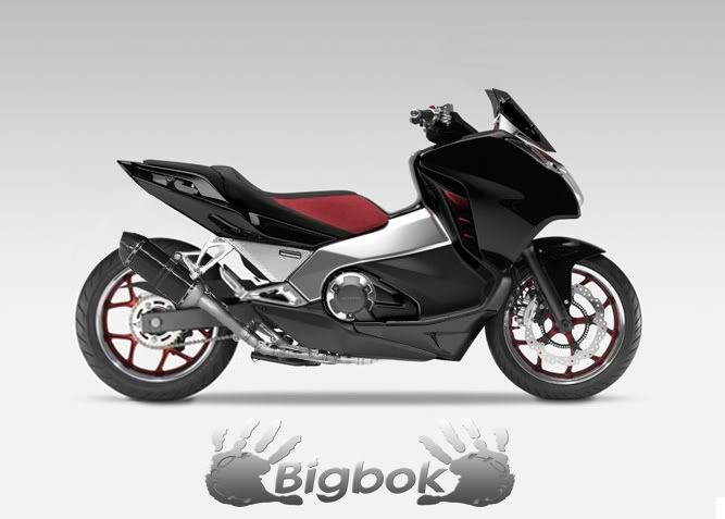 honda nc700 integra tuning google search mundo moto. Black Bedroom Furniture Sets. Home Design Ideas