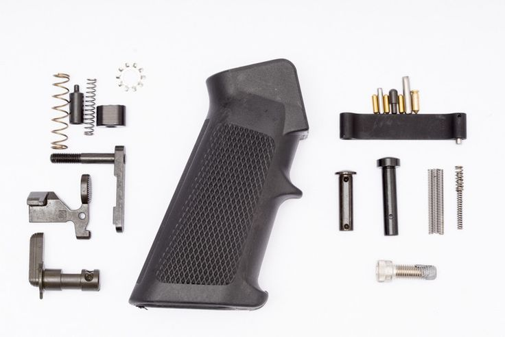 Spikes Tactical AR15 Standard Lower Parts Kit