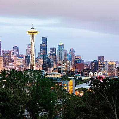 The Pacific Northwest is a beautiful place to call home!