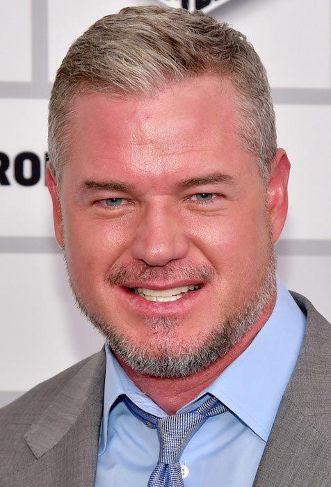 Eric Dane at the Turner Upfront 2015 in May 2015...