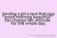 So true, and that's why I text my closest girlfriends that every chance I get!