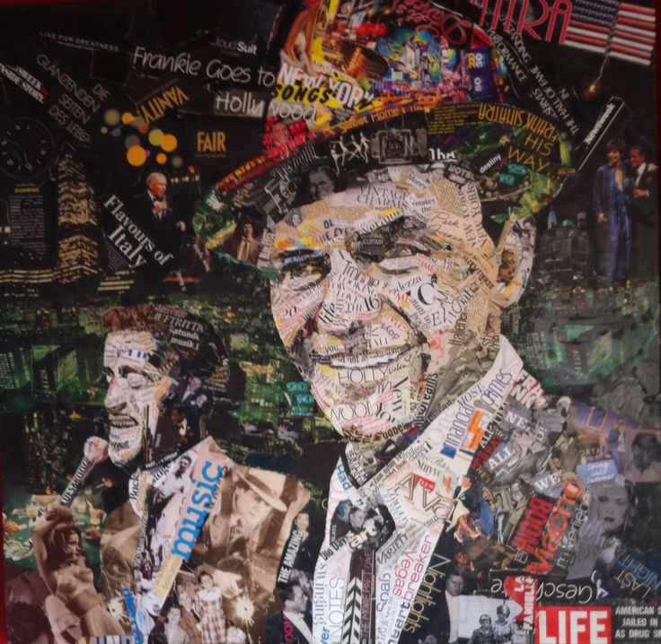 Use hashtag #saturdayrecycling for green ideas!! They could inspire someone #recyclednewspaper #handmade #sustainability #upcycling #green #design #iconic Frank Sinatra #art #artist www.ines-kouidis.de  #Gabriella #Ruggieri selection