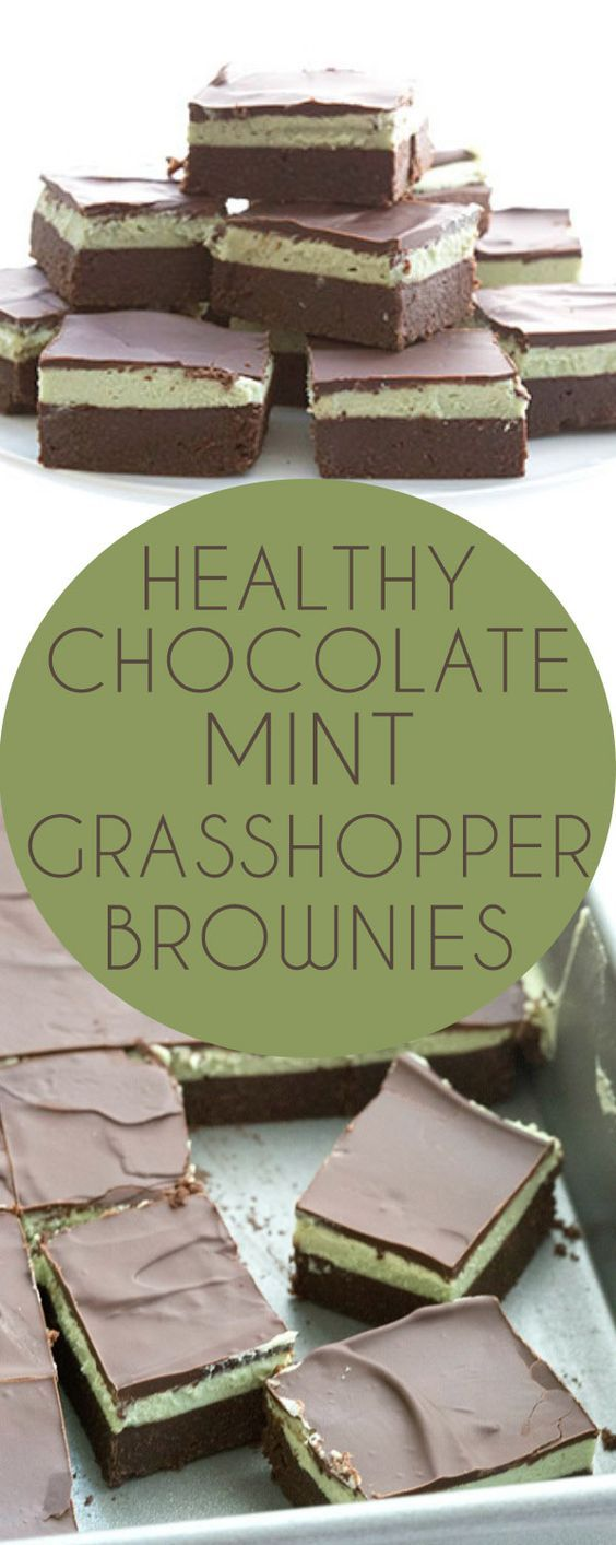 These Keto chocolate mint brownies will satisfy! LCHF THM Banting Low Carb.