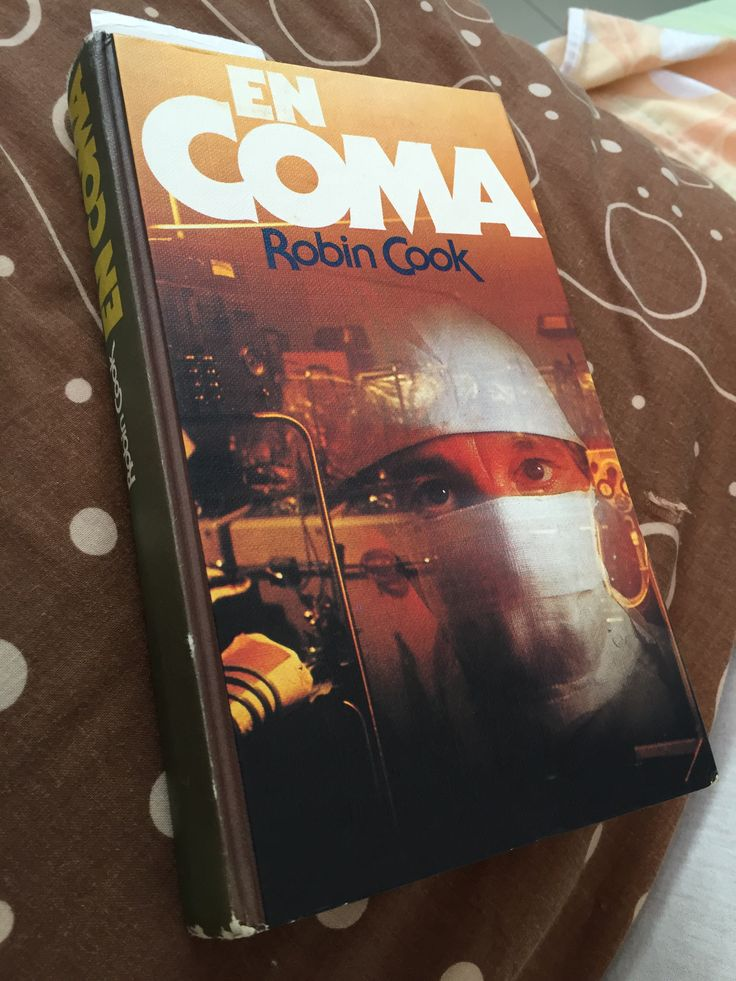En coma - Robin Cook