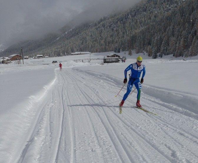 55 centimetri di neve fresca e temperature sotto alla zero hanno permesso di aprire parte della pista di fondo dove le Squadre Nazionali del Nord Europa si ...