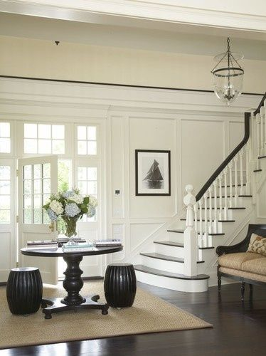 Traditional Entry Foyer | fabuloushomeblog.comfabuloushomeblog.com
