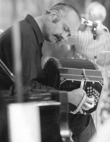 Astor Piazzolla, 1973.