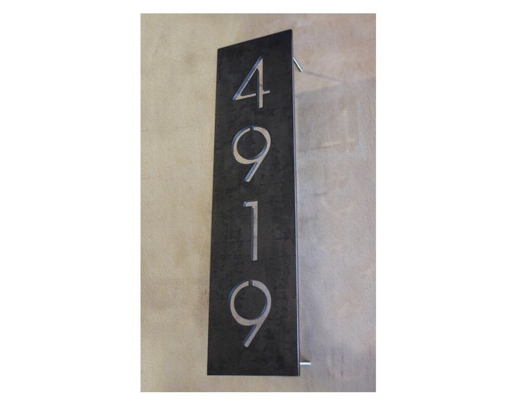 The Congress House Numbers by boldmfg on Etsy https://www.etsy.com/listing/95286919/the-congress-house-numbers