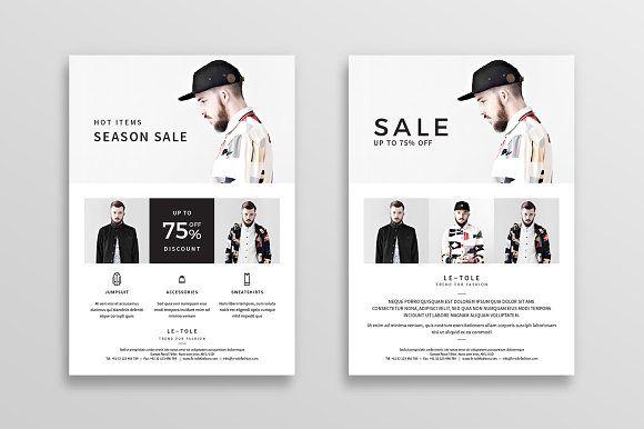 Fashion Promo Flyer @creativework247