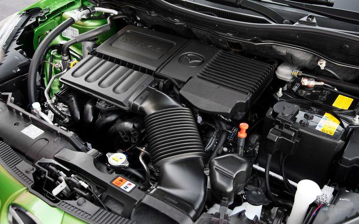 2011 Mazda 2 Used Engine Description Gas Engine 1.5, 4