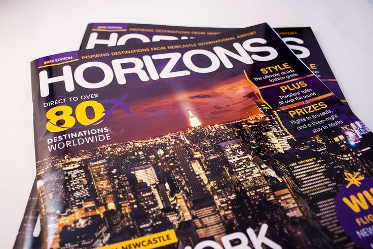 Horizons Magazine - Cover