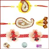 We offer the best way to send Rakhi to USA, Online to USA. We provide free online Rakhi delivery in USA,send Rakhi online in USA.