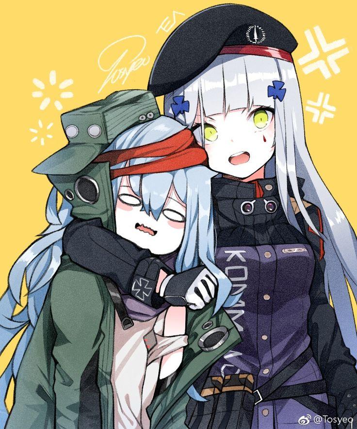 G11 & HK416