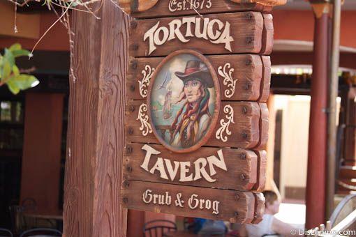 Click to read the menu for Tortuga Tavern Menu (formerly El Pirata Y el Perico) in Magic Kingdom! #disneydining