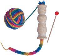 Knitting Dolly Set