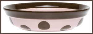 Petrageous Designs Sassy Girl 6″ Shallow Pet Bowl These bowls are great for cats as they can eat without get their whiskers full of food. It is also great for short nosed dogs, they do not get their noses full of food. http://theceramicchefknives.com/ceramic-pet-bowls/