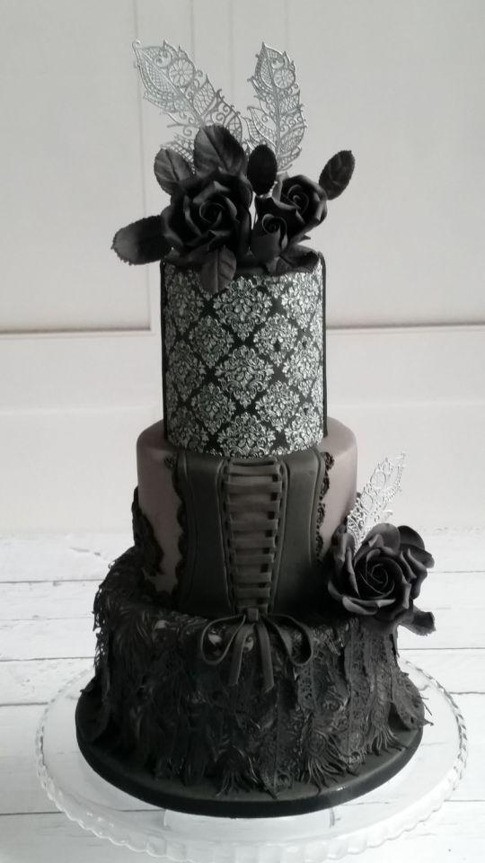 My gothic cake
