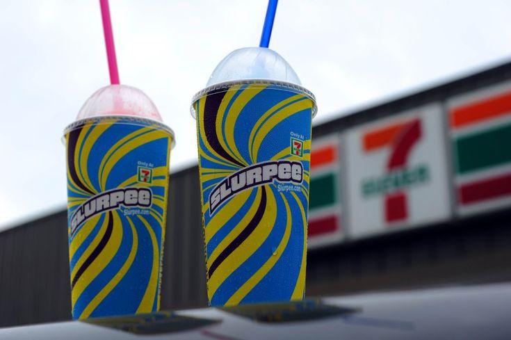 Get a 7-Eleven Slurpee delivered to your door through Postmates