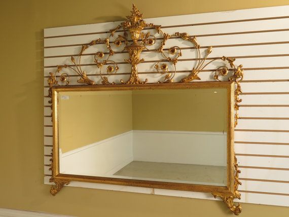 Please Feel Free To Contact Us For Additional Photos Info 215 453 Beveled Mirrorantique Mirrorsfederalold