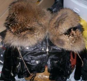 Мужские Кожаные Куртки Dsquared