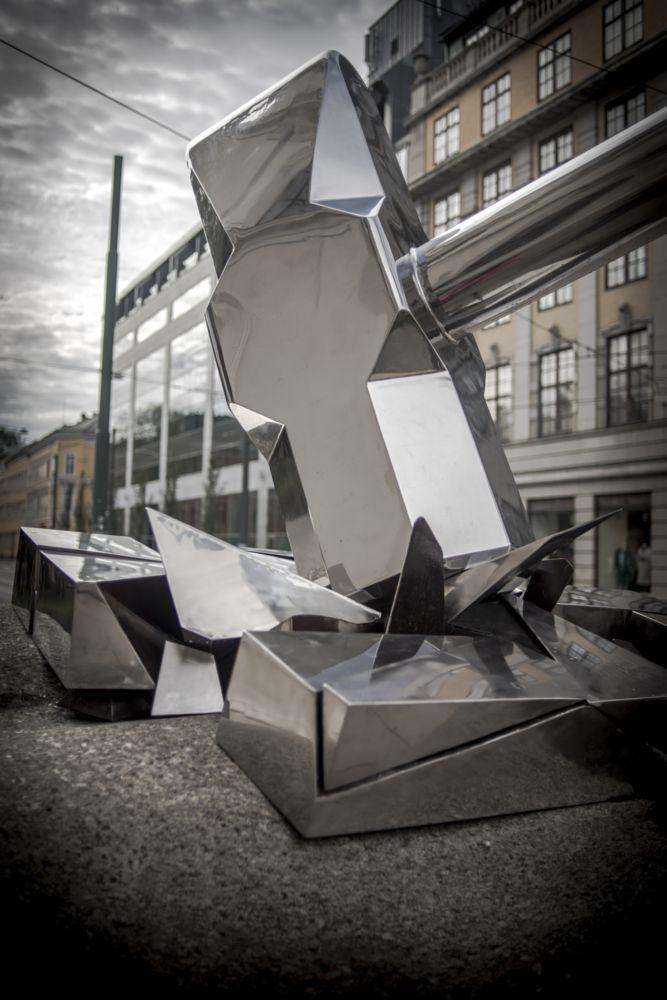 Sledgehammer by Ole Morten Eyra