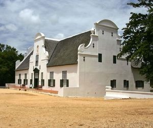 Groot Constantia:The Manor House and the buildings grouped around it are unequalled examples of Cape Dutch.