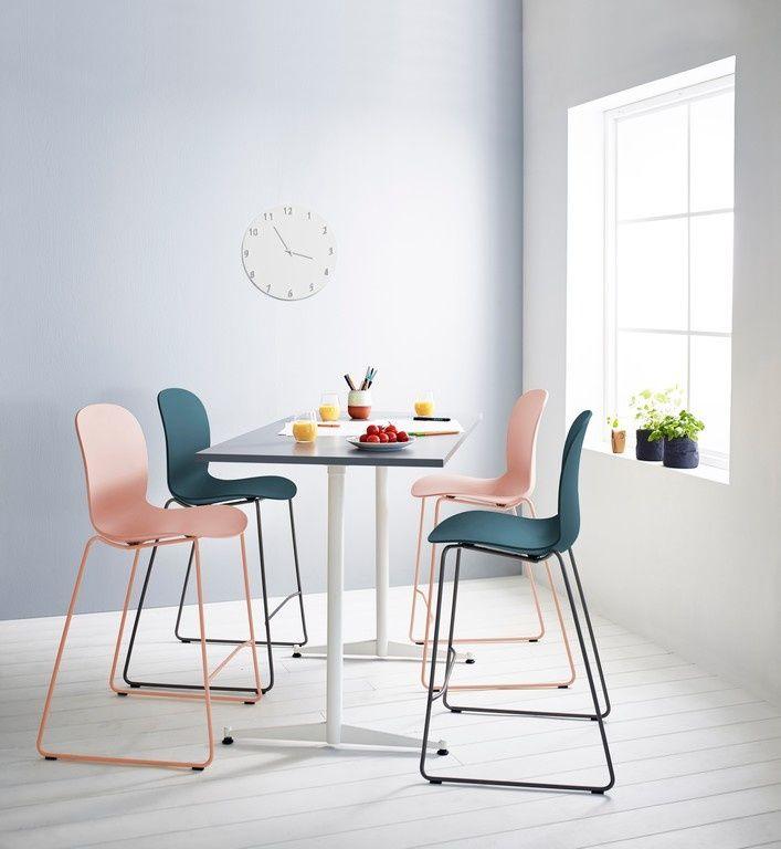Inspirational Home Office! RBM Noor Up #InspireGreatWork #homeoffice #design #Flokkdesign