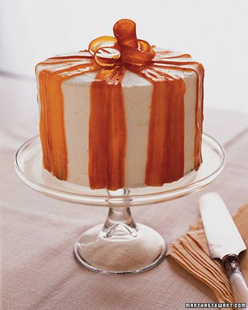 Carrot Ginger Layer Cake