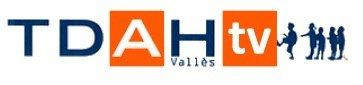 Logo del Canal Tv. Tdah Valles.