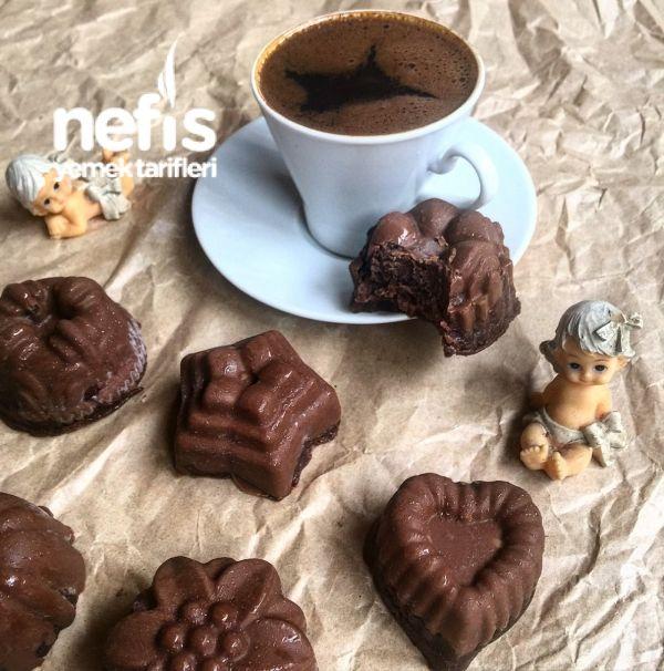 Çikolata Kaplı Truf