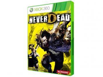Never Dead para Xbox 360 - Konami
