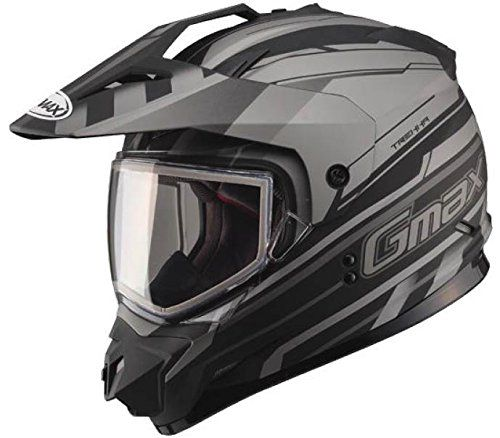 G-Max GM11S Trekka Snow Sport Helmet (Flat Black/Dark Silver Medium) https://motorcyclejacketsusa.info/g-max-gm11s-trekka-snow-sport-helmet-flat-blackdark-silver-medium/
