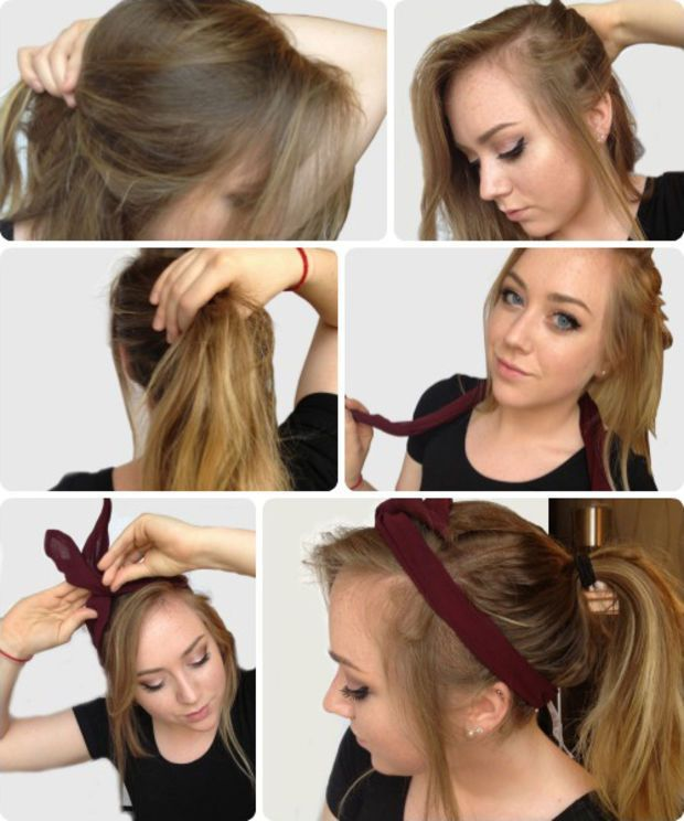 New Hairstyles 2018 Ideas To Gradually Step By Step Hairstyle For