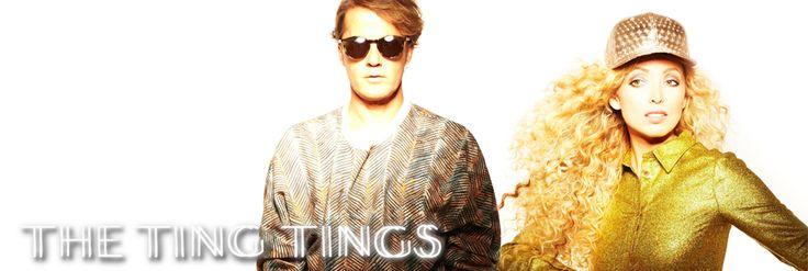 ソニーミュージックによるThe Ting Tingsのオフィシャルサイト。The Ting Tingsの最新情報 、試聴、ライブ情報、着うた(R)などを掲載。
