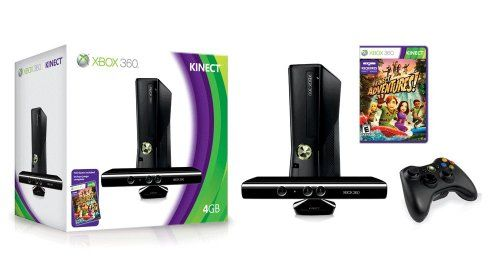 Xbox kinect bundle giveaway!