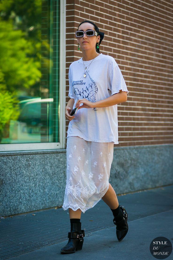 Elizabeth Fraser-Bell by STYLEDUMONDE Street Style Fashion Photography